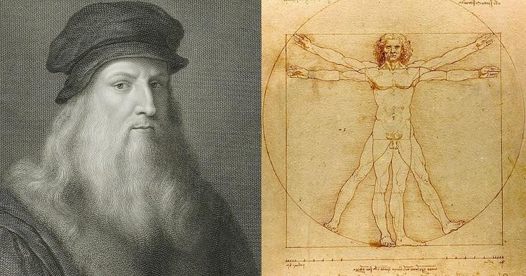 HOMBRE DE VITRUVIO (Da Vinci) | Historia, caracteristicas y medidas