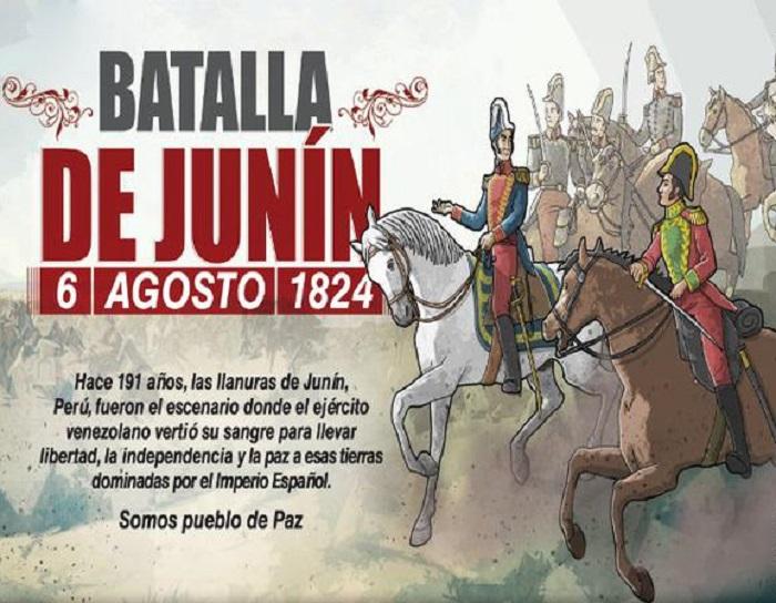 6 de Agosto de 1824, Independencia del Perú
