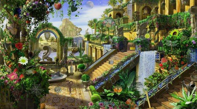 Los Jardines Colgantes De Babilonia Origen Como Eran Y Sus Restos