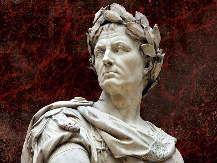 Cayo Julio Cesar, Emperador Romano